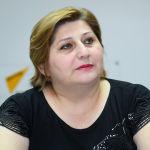 Председатель общественного объединения Во имя женского лидерства Улькер Абдуллаева