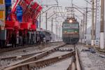 Поезд АЖД, фото из архива