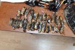 Наркотики в обертке от батончиков шоколада  и в коробке с цветами