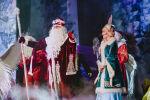 На сцене Азербайджанского государственного академического русского драматического театра состоялось представление Новогодний звездопад