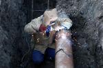 Ремонтные работы на газопроводах, фото из архива