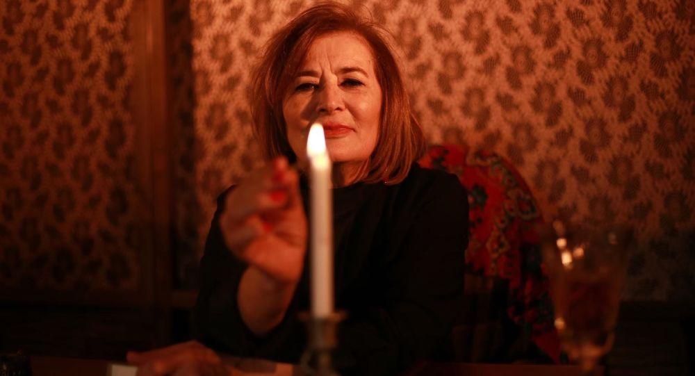 В Русском драматическом театре состоялась премьера спектакля Женщина в ночи с участием народной артистки Людмилы Духовной