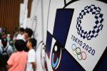Логотип Олимпийских игр в Токио-2020, фото из архива