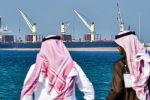 Нефтяной танкер в порту Рас-Эль-Хайр в Саудовской Аравии, фото из архива