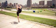 Фарид Казаков представил свой новый клип Танец в моей жизни