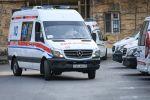 Карета скорой помощи в Баку, фото из архива
