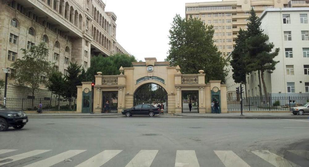 Azərbaycan Dövlət Tibb Universiteti, arxiv şəkli