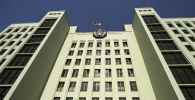 Дом Правительства Республики Беларусь, фото из архива