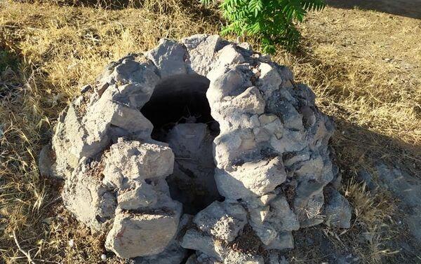 Комплекс хамамов в поселке Маштага в Сабунчинском районе Баку - Sputnik Азербайджан