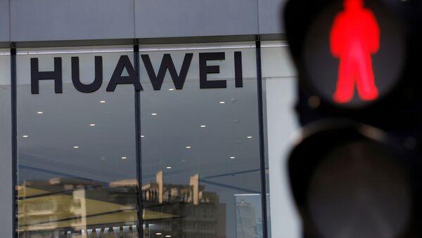Магазин Huawei в Пекине, Китай - Sputnik Azərbaycan