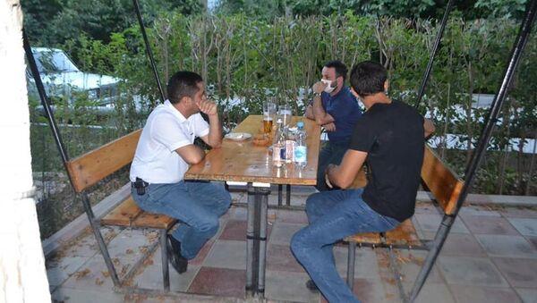 Кафе в Мингячевире - Sputnik Азербайджан