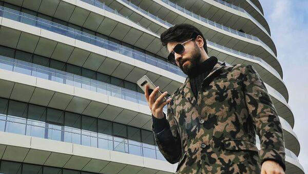 Представитель Азербайджана на «Евровидение-2019» Чингиз Мустафаев, фото из архива - Sputnik Azərbaycan