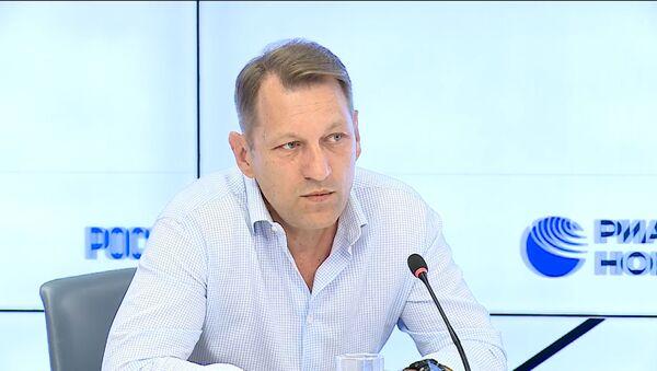 Москва-80: Ретро-tube: Благодыренко о проекте Sputnik, посвященном Олимпиаде-80  - Sputnik Азербайджан
