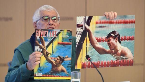 П/к К 40-летию летних Олимпийских игр 1980: истории олимпийской Москвы - Sputnik Азербайджан