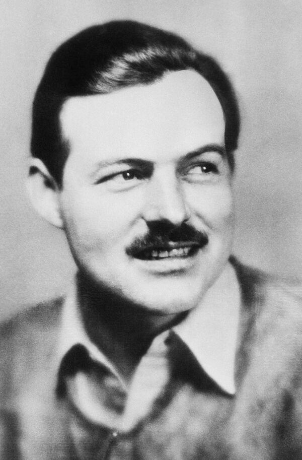 Ernest Heminquey - Sputnik Azərbaycan