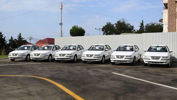 Легковые автомобили Khazar - Sputnik Азербайджан