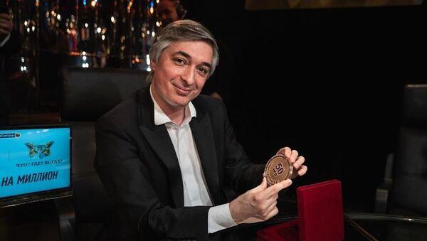 Ровшан Аскеров, фото из архива - Sputnik Азербайджан