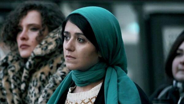 Кадр из фильма Фарида  - Sputnik Азербайджан