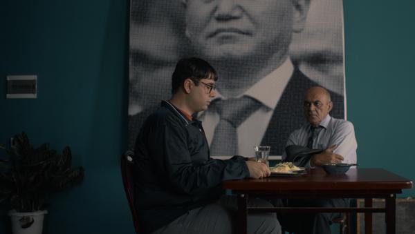 Кадр из фильма «Мой внутренний остров» - Sputnik Азербайджан