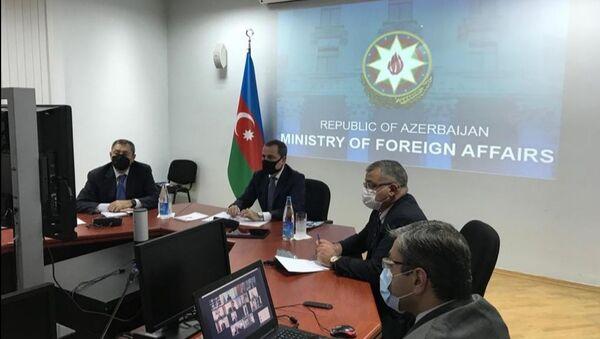 Görüş 25.07.2020 - Sputnik Азербайджан