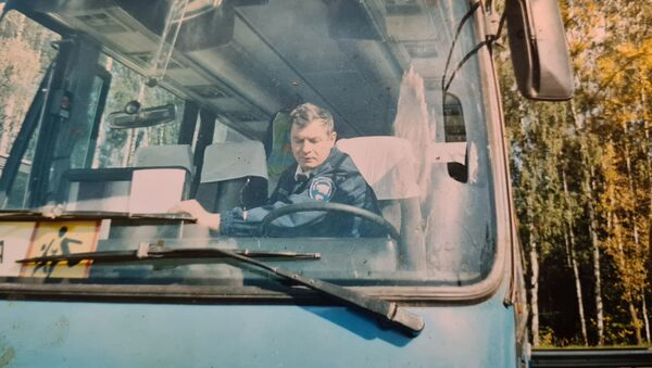 Юганов Николай Николаевич - Sputnik Азербайджан