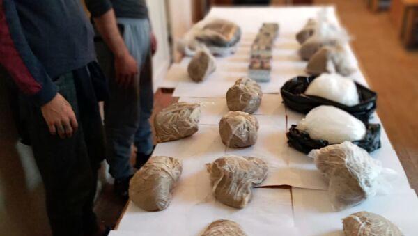 Наркотики, фото из архива - Sputnik Азербайджан