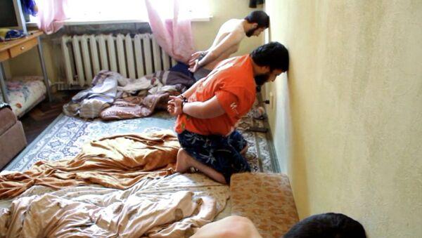 ФСБ РФ пресекла деятельность террористической организации в Санкт-Петербурге - Sputnik Азербайджан