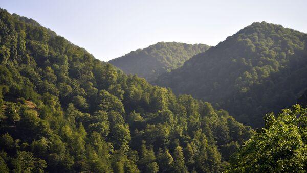 Talış dağları - Sputnik Азербайджан