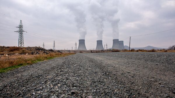 Мецаморская атомная электростанция - Sputnik Азербайджан