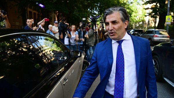 Адвокат Эльман Пашаев, фото из архива - Sputnik Азербайджан