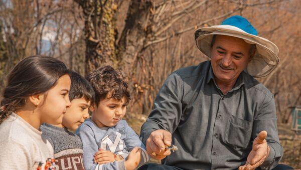 Şəhərdən kəndə - Sputnik Азербайджан