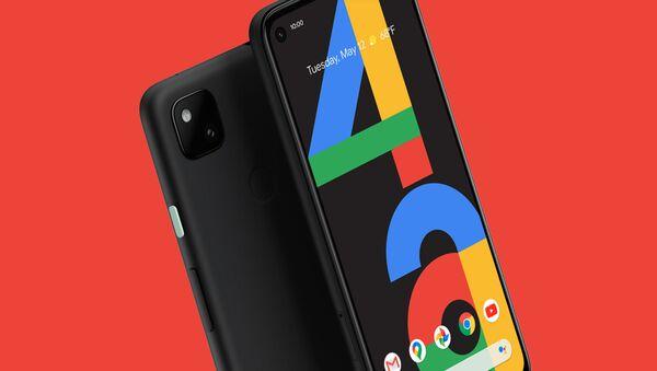 Каким будет новый топовый гаджет от Google? - Sputnik Азербайджан
