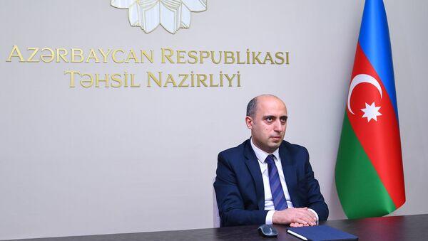 Emin Əmrullayev, arxiv şəkli - Sputnik Azərbaycan