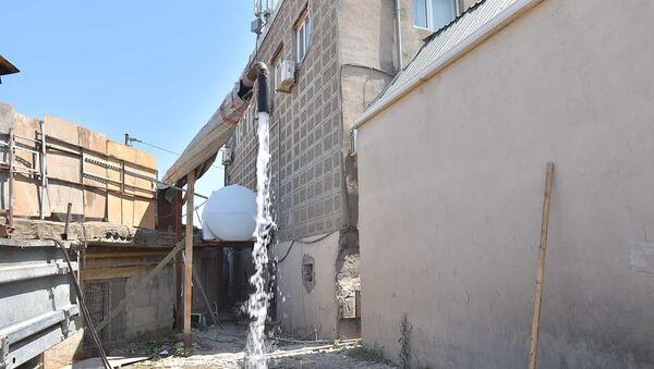 Su kranı - Sputnik Азербайджан