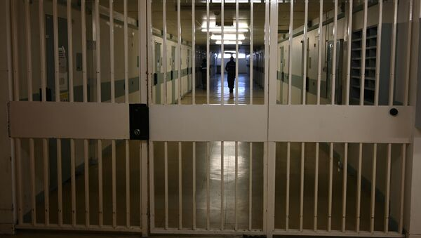 Тюрьма, фото из архива - Sputnik Азербайджан