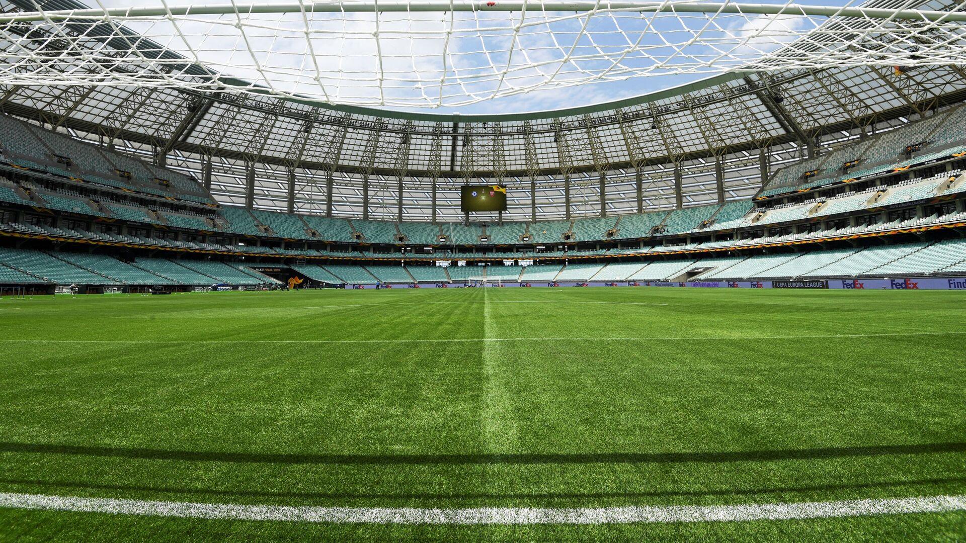 Бакинский Олимпийский стадион, фото из архива - Sputnik Азербайджан, 1920, 01.07.2021