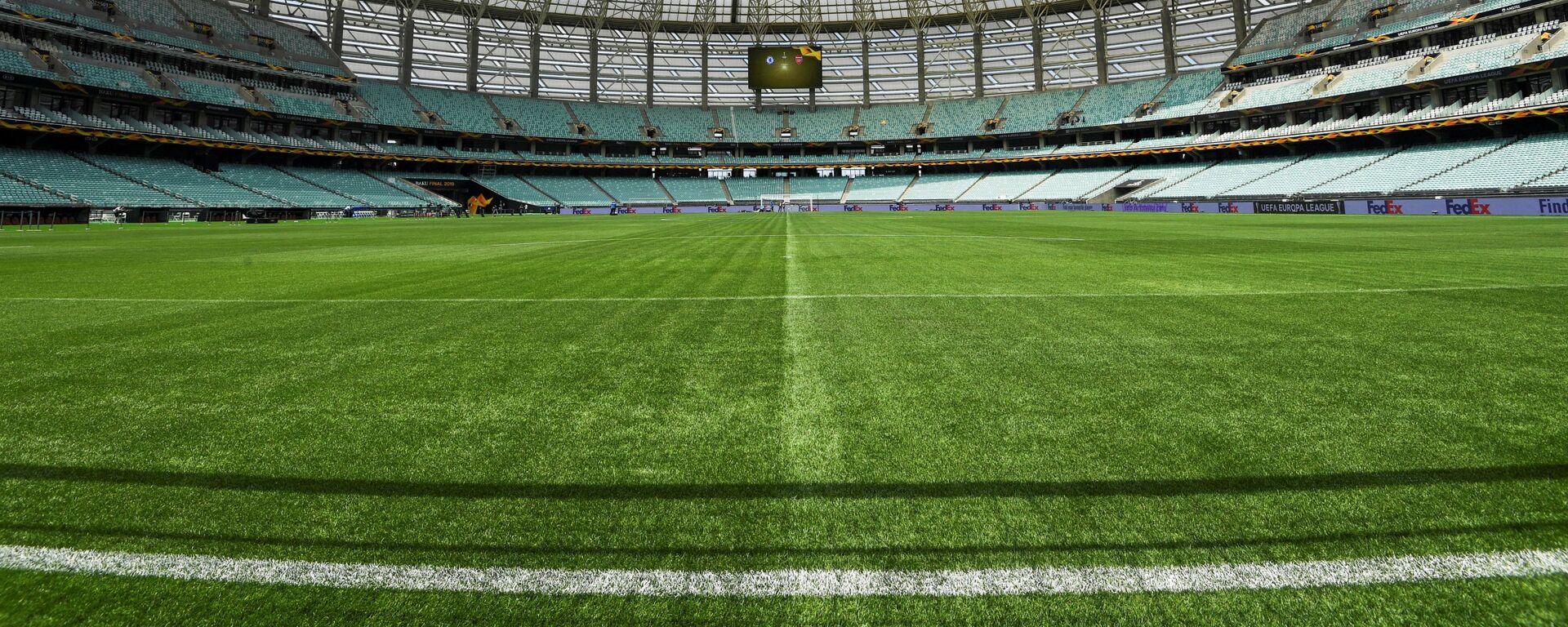 Бакинский Олимпийский стадион, фото из архива - Sputnik Азербайджан, 1920, 08.04.2021