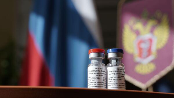 Вакцина от коронавируса, фото из архива - Sputnik Азербайджан