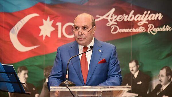 Eldar Həsənov, arxiv şəkli - Sputnik Азербайджан