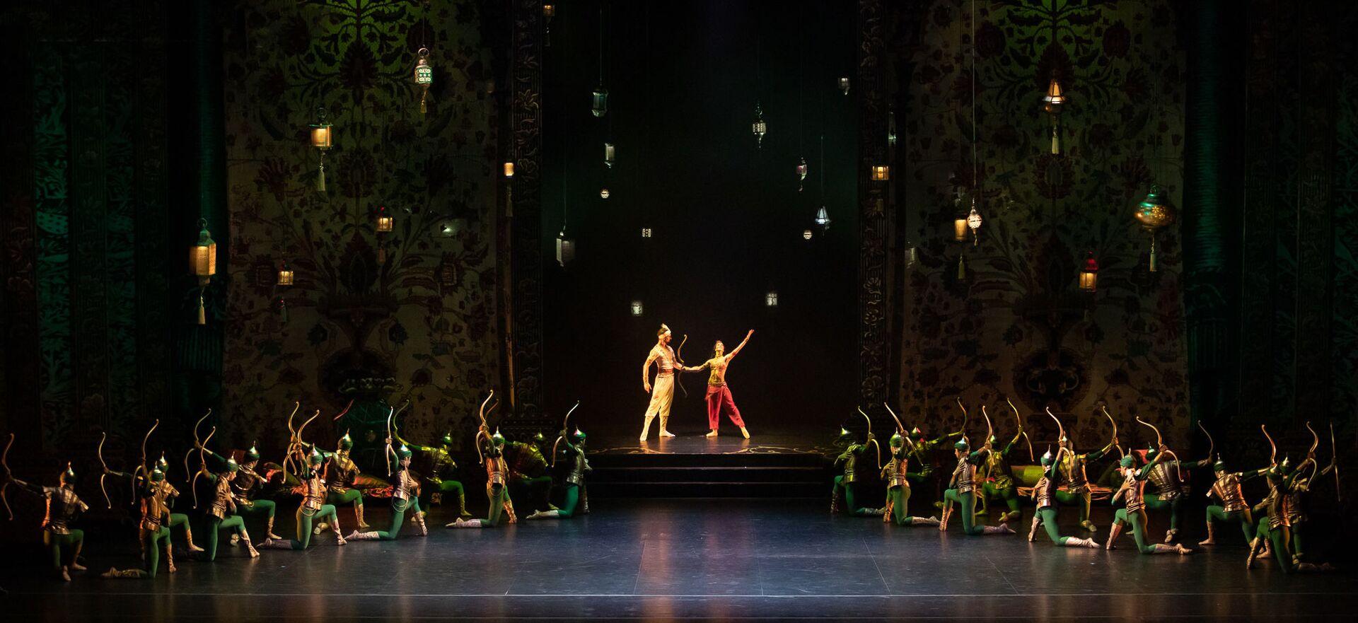 Как визит Эрдогана в Баку изменил планы главного балетмейстера Приморской Мариинки  - Sputnik Азербайджан, 1920, 17.06.2021