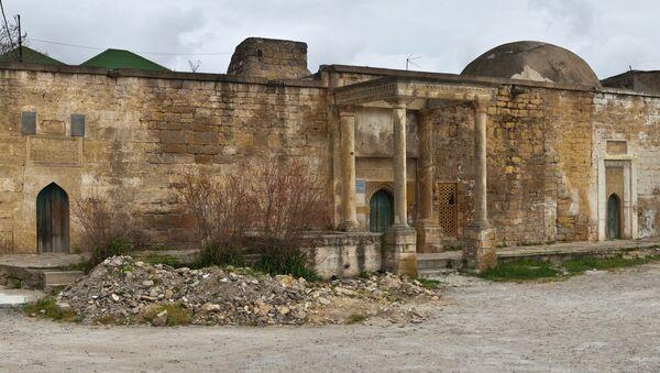 Мечеть XIV века Низамаддин - Sputnik Азербайджан