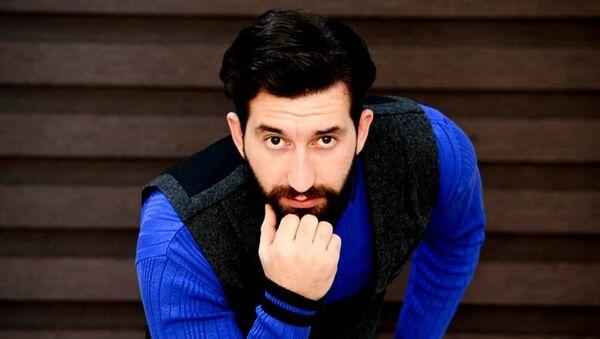 Азербайджанский режиссер, актер и продюсер Эртогрул Кемалов - Sputnik Азербайджан