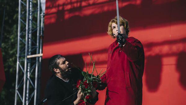 Заслуженная артистка Азербайджана Регина Рустамова, фото из архива - Sputnik Азербайджан