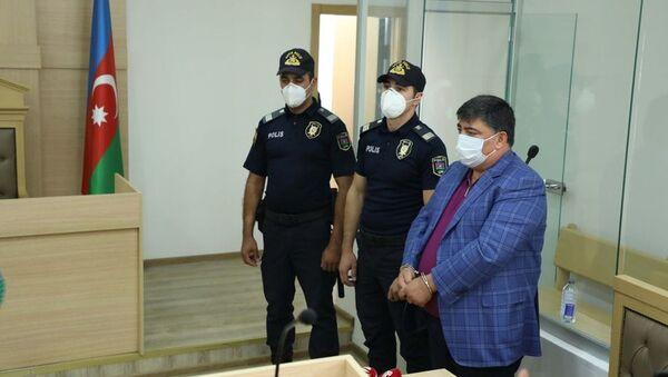 Sabiq deputat İlham Əliyev - Sputnik Азербайджан