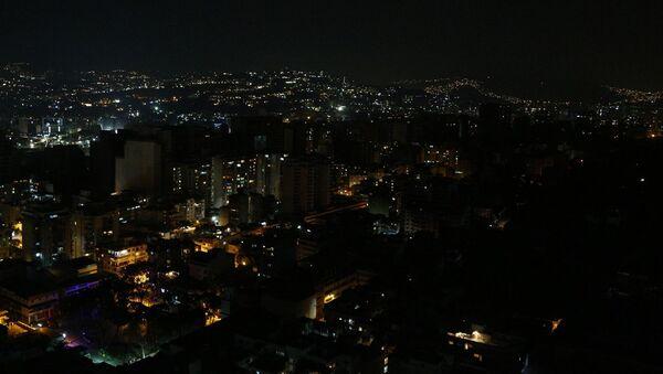 Отключение электричества - Sputnik Азербайджан