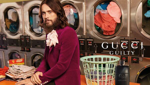 Gucci выпустили новый мужской аромат-провокацию - Sputnik Азербайджан