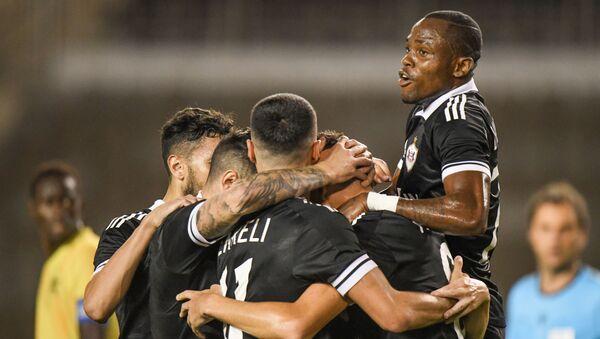 Матч второго квалификационного раунда Лиги чемпионов между азербайджанским Карабахом и молдавским Шерифом - Sputnik Азербайджан