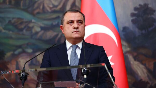 Джейхун Байрамов, фото из архива  - Sputnik Азербайджан