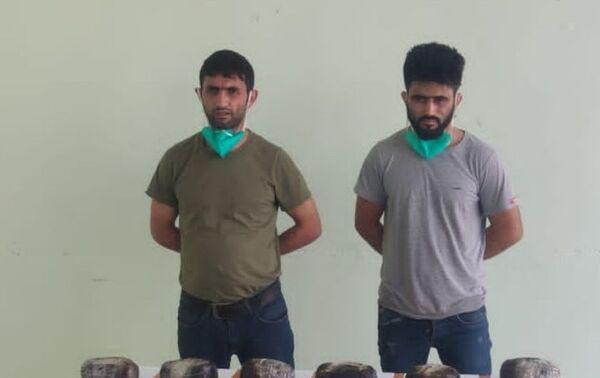 Задержанные - Sputnik Азербайджан