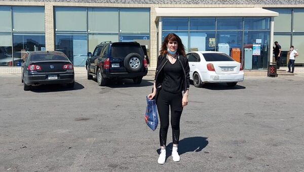 Esmira Nəbiyeva - Sputnik Азербайджан